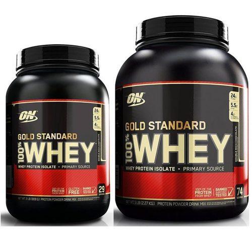 100% Optimum Whey Protein Gold