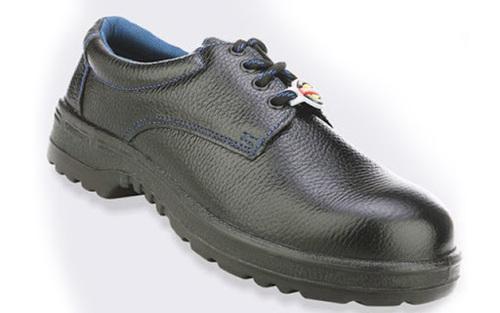 Black Liberty Worrier Shoes