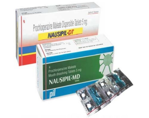 Nausipil DT, Nausipil MD Tablet
