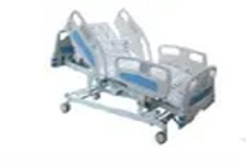 Hospital Bed with Four Castors