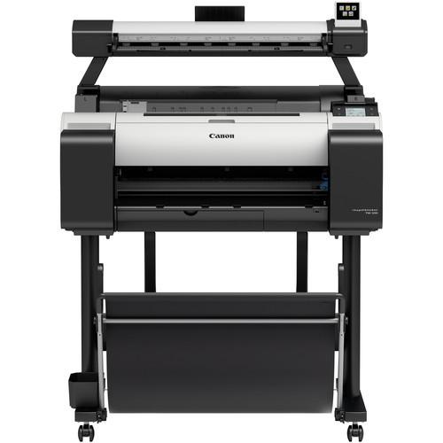 Large Format Inkjet Printer with Scanner