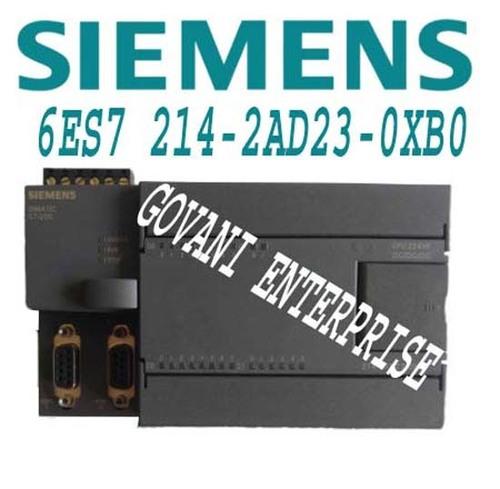Siemens 6ES7 214-2AD23-0XB0 Compact Unit Application: COMPACT UNIT 24 VDC SUPPLY VOLTAGE