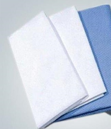 Spunbond Meltblown Plain Fabric