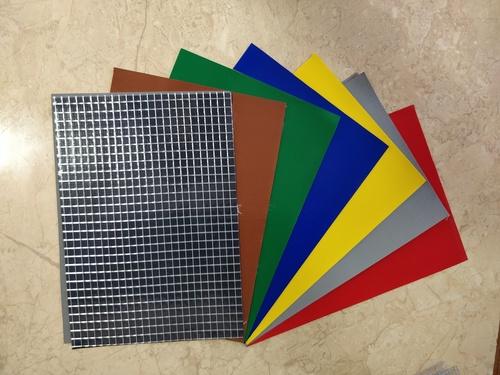 Colored PVC Laminated Tarpaulin