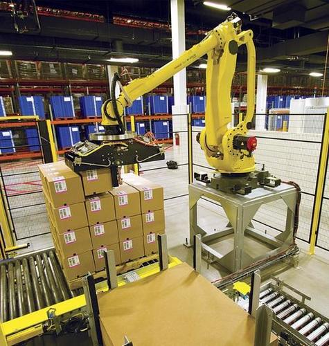 High Performance Automated Palletizing System