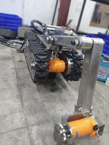 Sludge Removal Robotic System