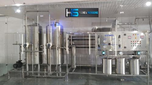 Full Automatic RO Plant