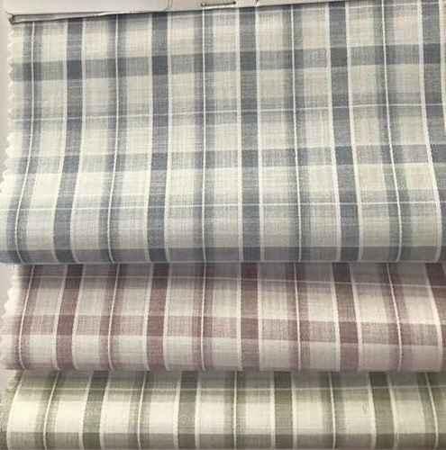 Cotton Checks Fabric For Shirting