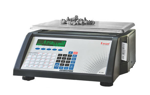 Counting & Barcode Label Printer Scale