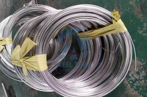 Bright Annealed Hydraulic Tubing Control Line