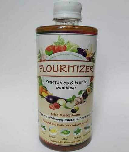Flouritizer Vegetable And Fruit Sanitizer