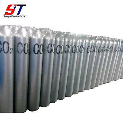Industrial Carbon Dioxide Gas Purity: 100%