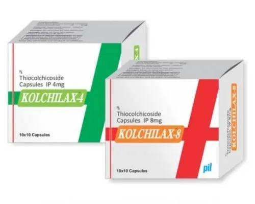 Kolchilax 4mg Or 8mg Tablet
