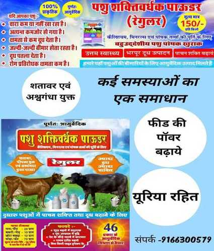 Cattle Feed Supplements Powder