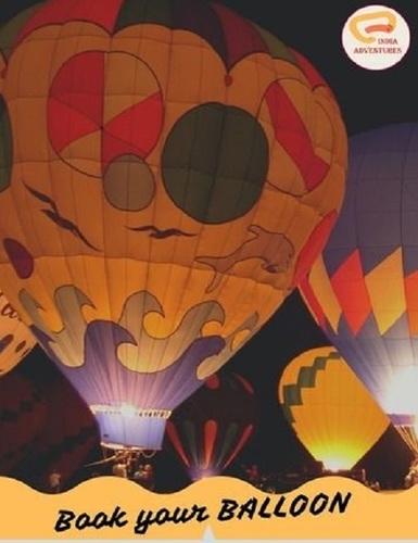 Designer Hot Air Balloon