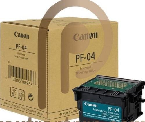 Black Colored Compatible Printer Head