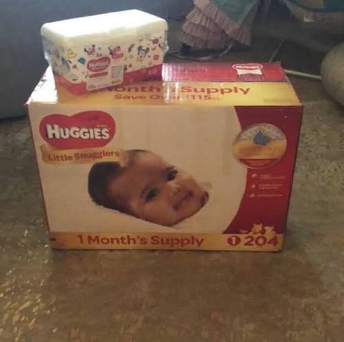 Premium Softness Baby Diaper Material: Cotton