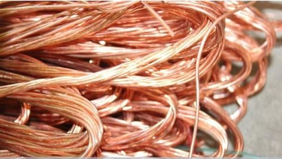 Solid Bare Copper Round Wire Size: Various Sizes Are Available
