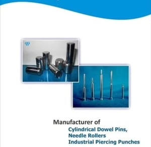 Dowel Pins And Hss Punches