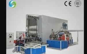 Textile Paper Tube And Cone Making Machine