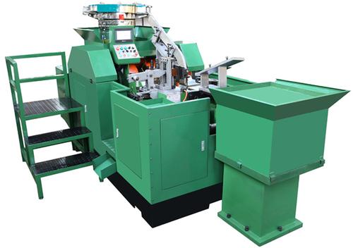 Open Die Close Making Machine