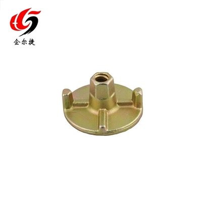Round Shape Tie Rod Nut Certifications: Iso9001