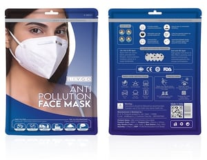 Anti Pollution N95 Face Mask