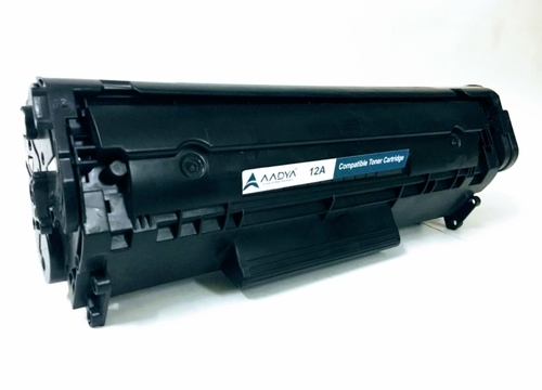 Aadya - Q2612A - Compatible Toner Cartridge Certifications: 1. Msme