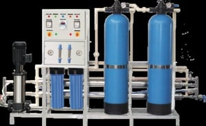 500 LPH Water Plant