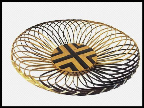 Round Shape Bamboo Basket