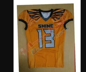 Exclusive Sublimation Printed Football Jersey