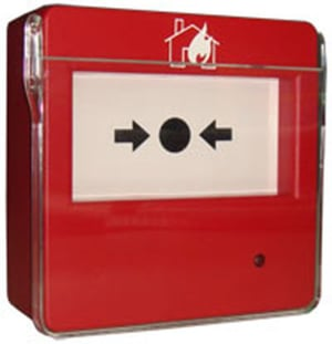 LED Manual Call Point Emergency Button