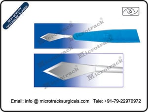 2.6mm Ophthalmic Micro Surgical Blade