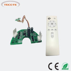 PCBA With Remote Control For Fan