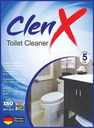 Cleanx Liquid Toilet Cleaner