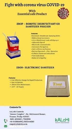 UV Disinfection Sanitizer Box