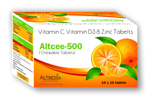Vitamin C Tablets Certifications: Iso 9001:2015 Certification