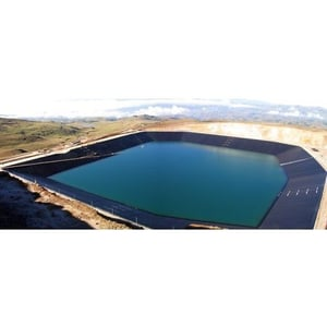 LDPE Blue And Black Water Pond Liner for Water Storage and Ponds