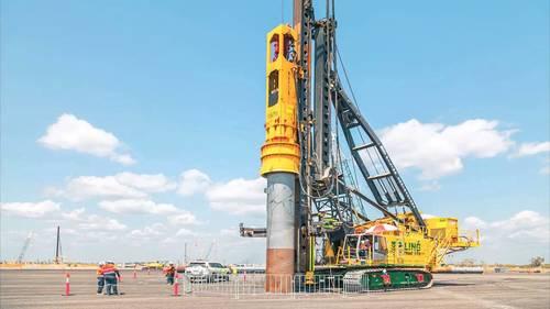 Bentonite Powder For Piling, Drilling