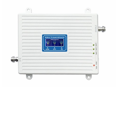 Booster Triband (White Color)