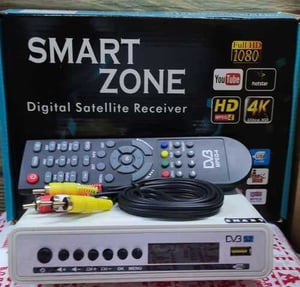 Smart Zone MPEG4 HD Free To Air Set Top Box