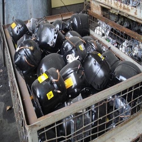 AC Fridge Compressor Scrap