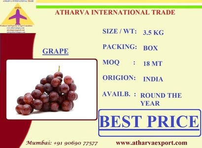 All Fresh Natural Sweetest Grapes