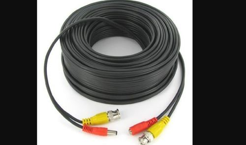 24 Awg Cctv Camera Cables Conductor Material: Cca/Ccu/Bc