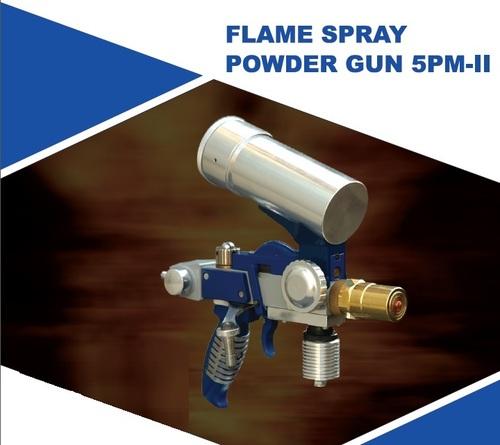 Combustion Powder Flame Spray Gun