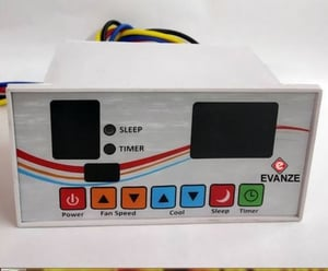 Deluxe 3 Speed Air Cooler Remote Controller