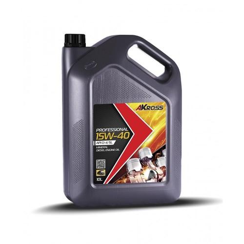 Akross Professional Oil SAE 15W-40