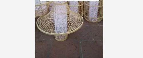 Antique Decorative Bamboo Lantern