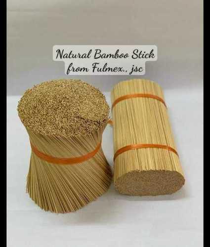 Natural Bamboo Sticks for Marking Incense (Agarbatti)