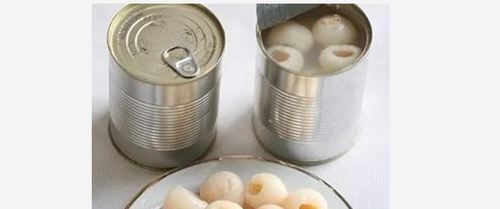 Canned And Frozen Lychee Juice